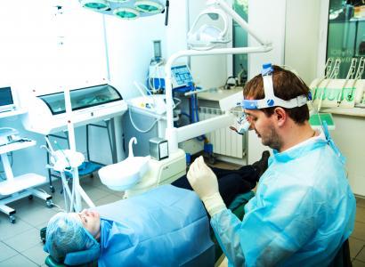 Имплантологический прием