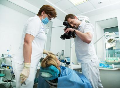 Фотодокументирование во время первого визита к ортогнатическому хирургу